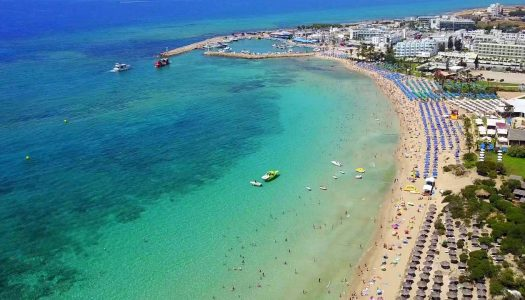 beach hotels in cyprus