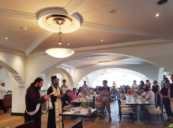 Charitable Lunch in Cyprus