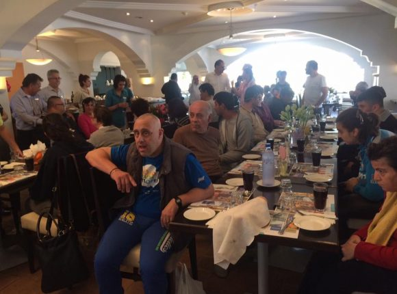 Lunch for Charity in Cyprus