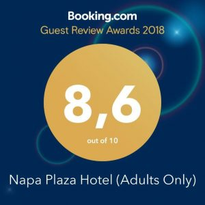 Guest Review Awards 2018 Cyprus