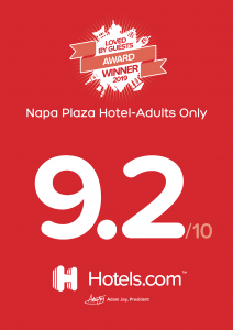 Napa Plaza Hotel Awards Cyprus