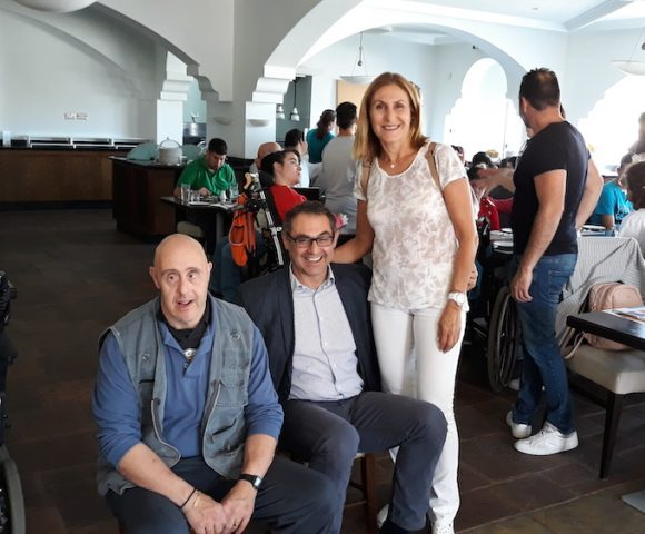 Charitable Lunch in Cyprus Hotel