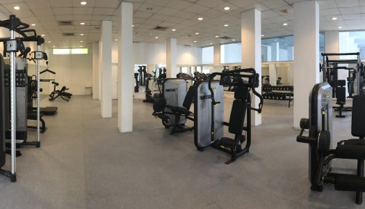 Gym in Cyprus Hotels