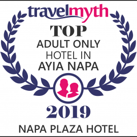 Travel Myth Hotel Ayia Napa Awards